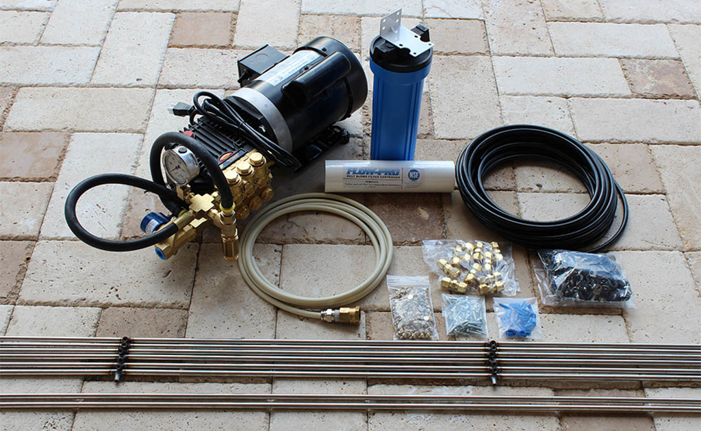 Diy Misting Systems Kits